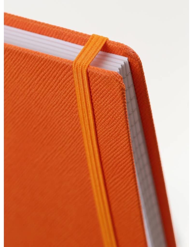 Kalpa 10New Praga A4 notitieboek oranje