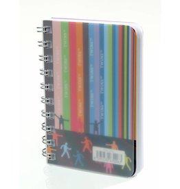 Kalpa BTSN8 8 x 13 Twins notitieboek Mini