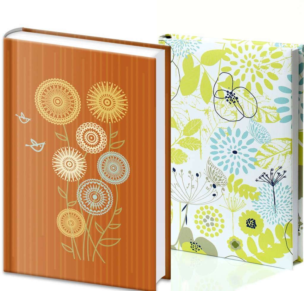 Kalpa 7118 Helma Vario - 2 notebooks design