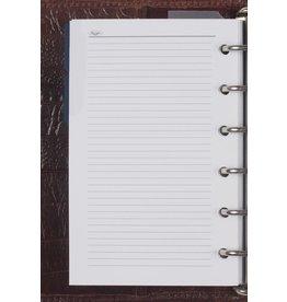6232-05 Pocket organiser Note paper 5 setsEN-NL