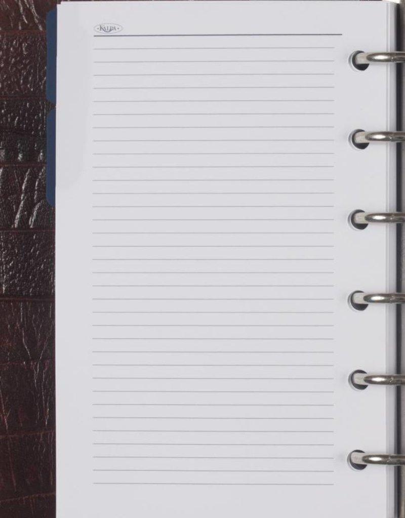 Pocket organiser Note paper 5 setsEN-NL