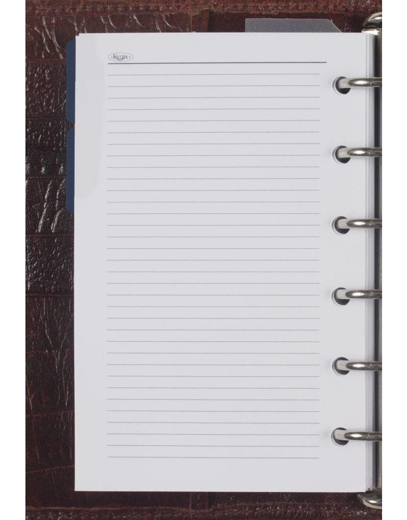 Pocket-Junior organiser notitiepapier 5 setsEN-NL