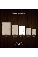 Kalpa Senior organiser notitiepapier 5 sets