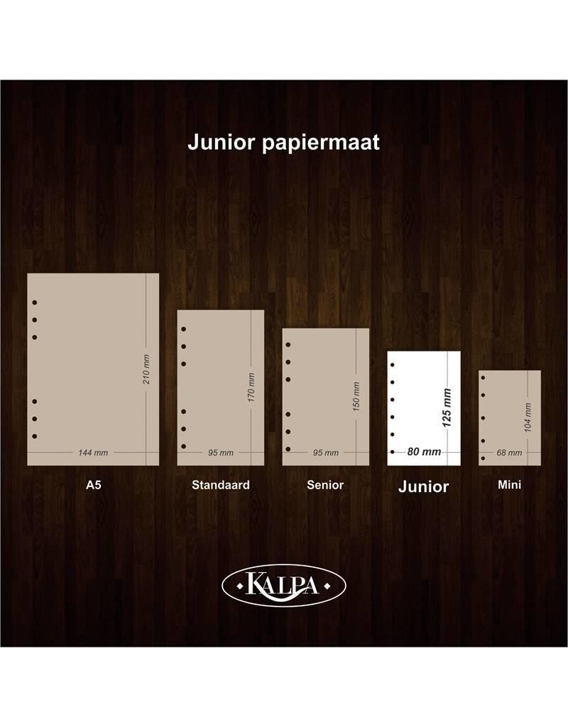 Junior notitieblaadjes - 5 setjes