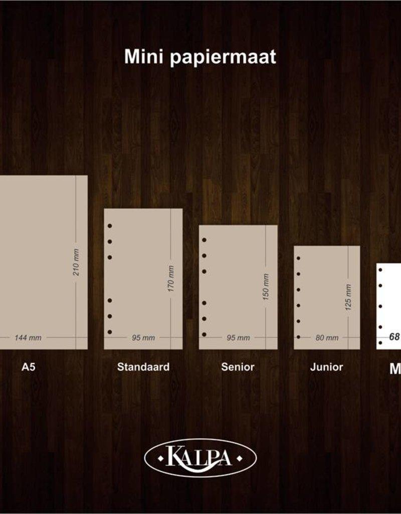 Kalpa Mini organiser notitiepapier 5 sets