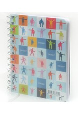 Kalpa 15,9 x 21,2 Twins notitieboek Large