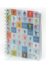 Kalpa BTLN 15,9 x 21,2 Twins notebook