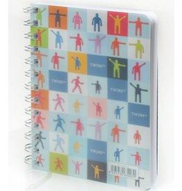 Kalpa BTLN8 Twins notitieboek