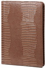 Kalpa Kalpa Alpstein writing case rits gloss - croco taupe