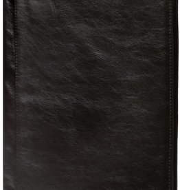Kalpa 2400-60 Kalpa A4 Organiser Alpstein Writing Case Weekly Planner Journal Diary - 33 x 26 cm - Pullup Black