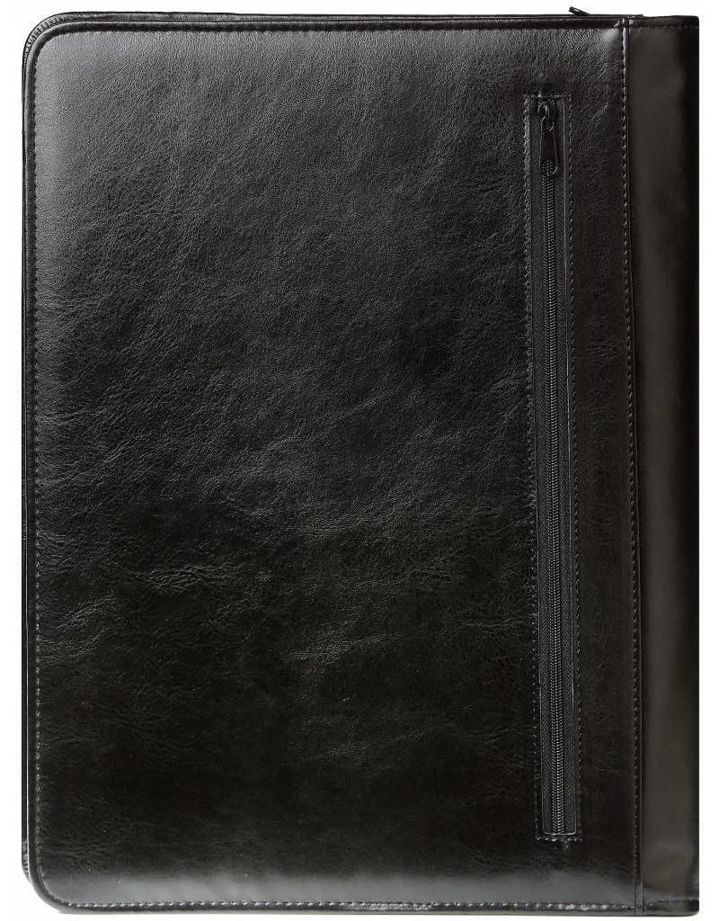 Kalpa Kalpa Alpstein schrijfmap rits pullup zwart
