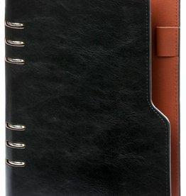 Kalpa 1016-60 Kalpa A5 Compact Organizer Pullup Black
