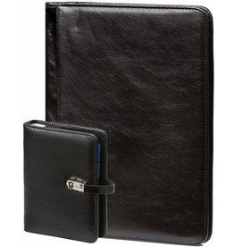 Kalpa 1311-240060 - A4 schrijfmap en Pocket organizer Zwart