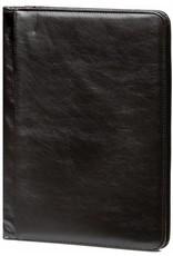 Kalpa Kalpa A4 Alpstein Writing Case Zipper Organiser With Paper Fillers inside Free Kalpa Junior Organiser - Black