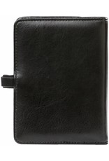 Kalpa A4 writing case and pocket organiser pullup black
