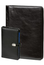 Kalpa Kalpa A4 writing case and personal organiser pullup black