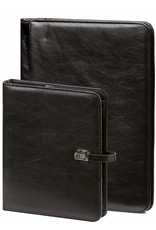 Kalpa 1011-240060 - Kalpa alpstein writing case and kalpa a5 organizer pullup black
