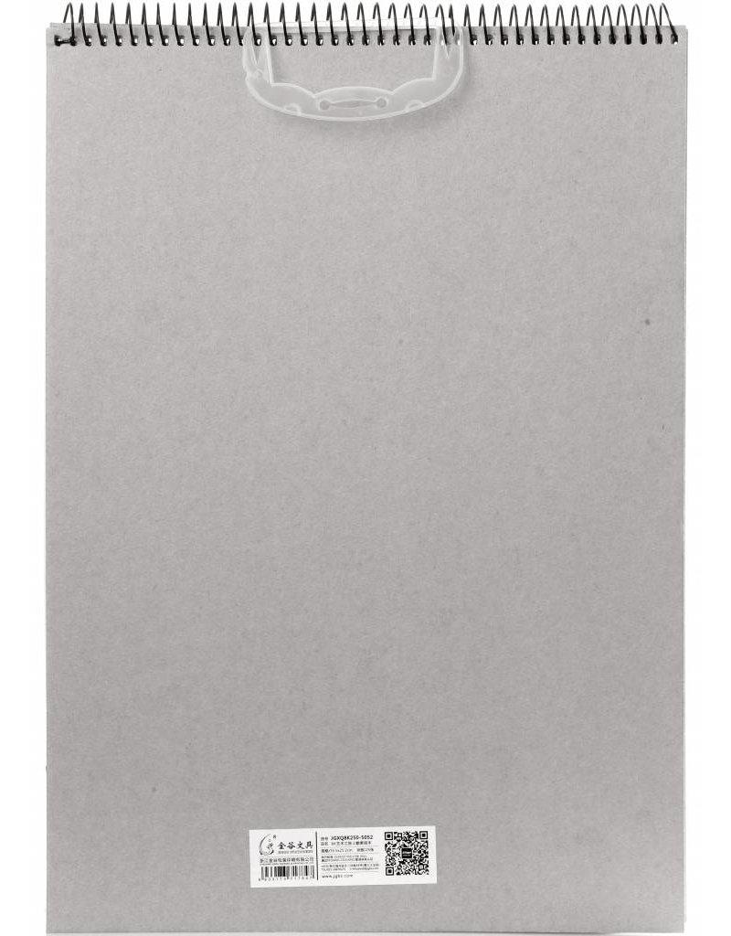 Dreamnotes D5052-1 A4 Schetsboek Wondervol 36 x 25 cm. 50 p