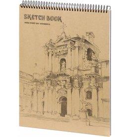 Dreamnotes D5052-1 A4 Sketchbook Wonderful 36 x 25 cm 50 p