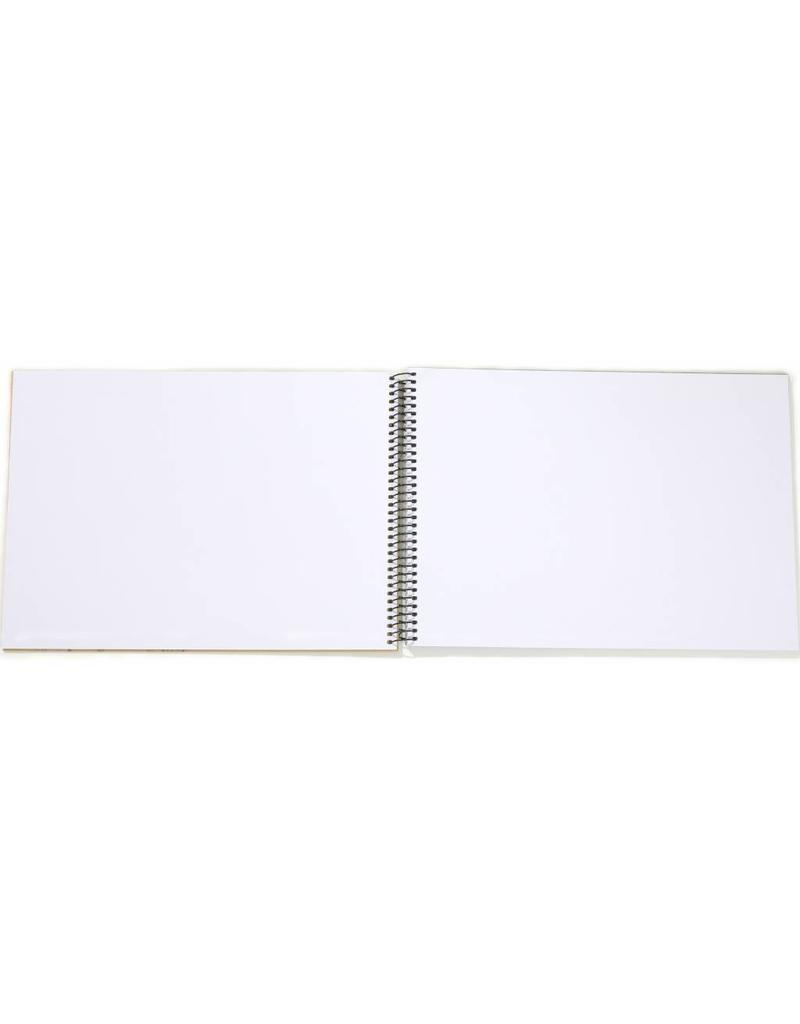 Dreamnotes 4 stuks A4 schetsboek Wondervol 30 x 22 cm. 50 p