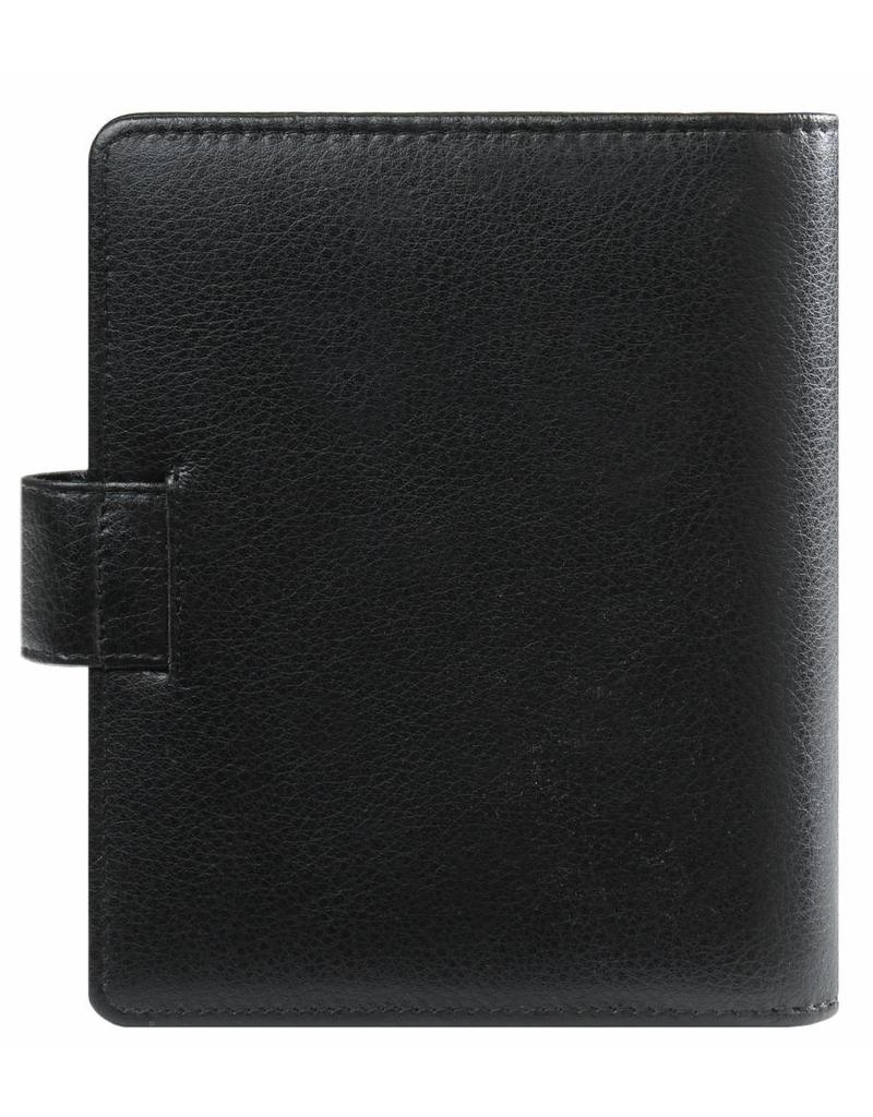 Kalpa Pocket organiser black - leather