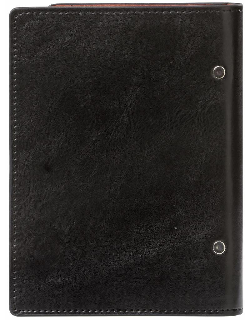 Kalpa Compact personal organiser pullup black