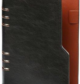 Kalpa 1116-60 Personal (standaard) compact organiser pullup zwart