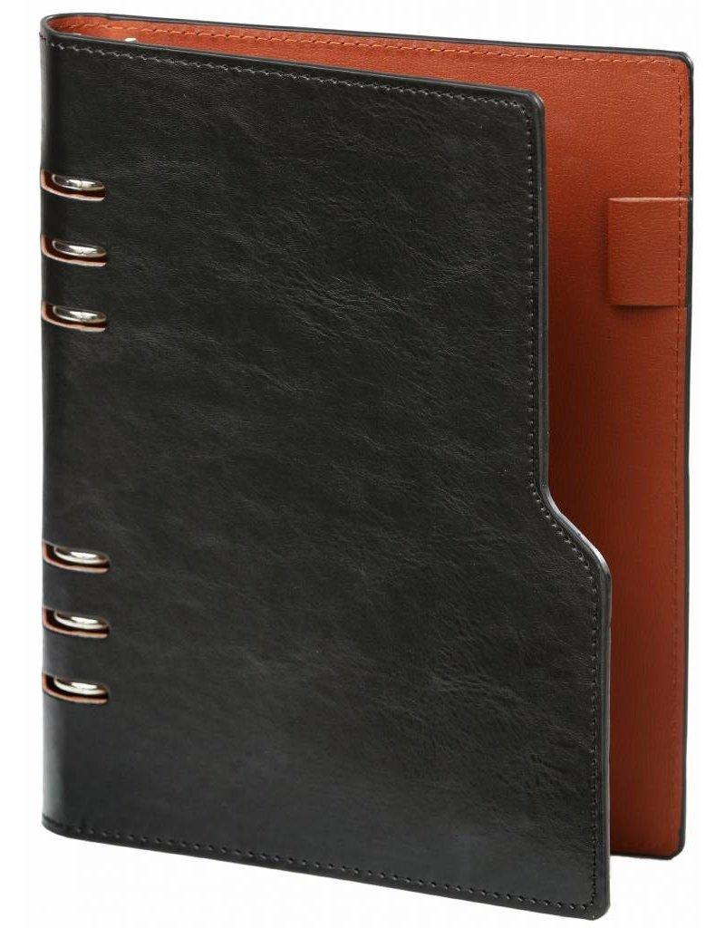 Kalpa Compact personal (standaard) organizer pullup zwart
