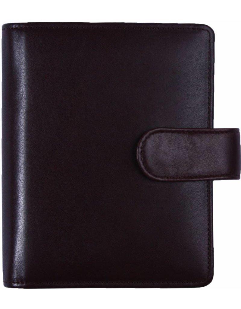Kalpa Pocket organiser classic brown - leather