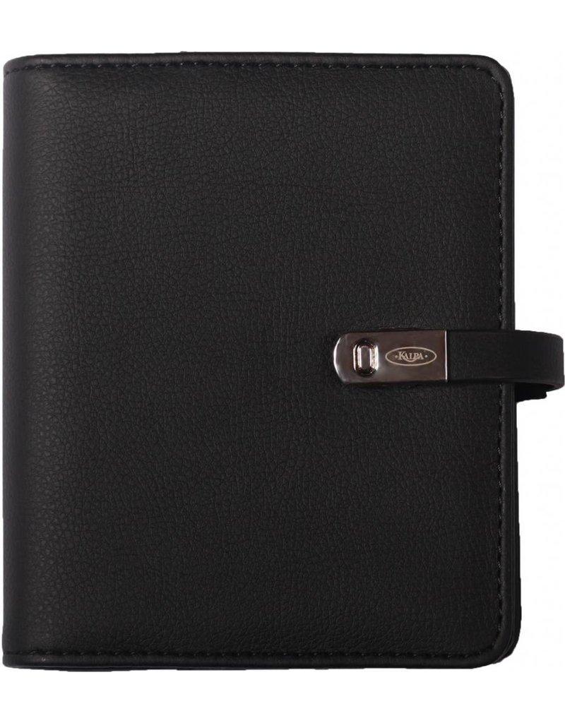 Kalpa Pocket organiser grain black