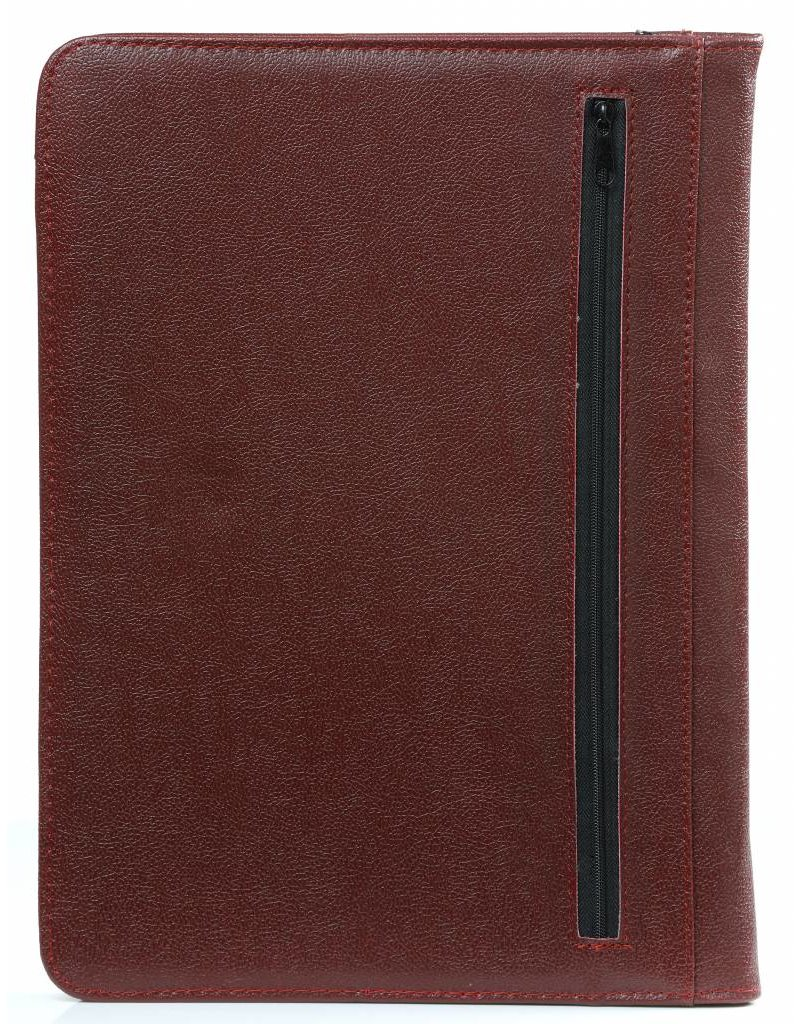 Kalpa 2400-69 Kalpa A4 organiser Alpstein Writing Case Weekly Planner Journal Diary - 33 x 26 cm. - Burgundy