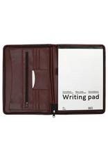 Kalpa 2400-69 Kalpa A4 Organiser Alpstein Writing Case Weekly Planner Journal Diary - 33 x 26 cm - Burgundy