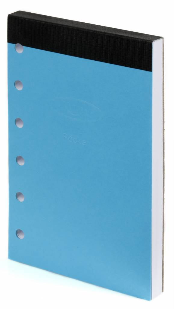 Kalpa 1311-56 Kalpa Junior Pocket Organiser With Paper Fillers, Weekly Planner, Journal, Diary - Croco Pink