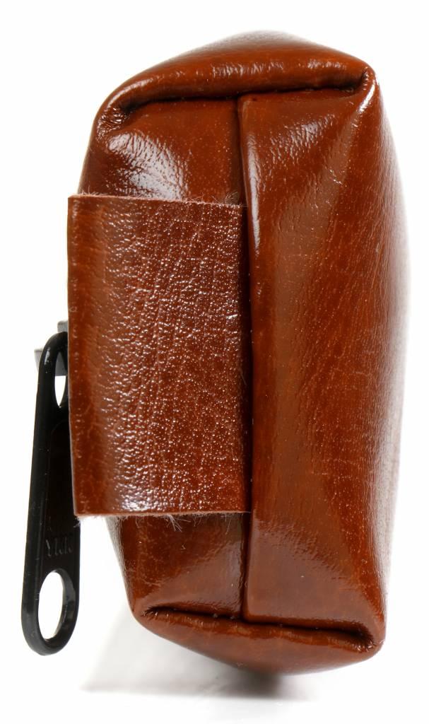 Kalpa Kalpa Bodensee pencase with zip brown
