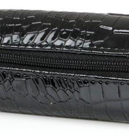 Kalpa 5401-61 Bodensee penetui met rits zwart croco