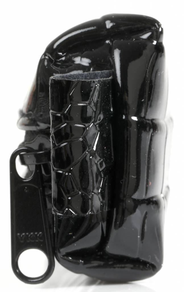 Kalpa Kalpa Bodensee pencase with zip black croco
