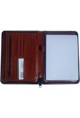Kalpa 2500-40 Kalpa A5 organiser Alpstein Writing Case Weekly Planner Journal Diary - 25 x 18 cm. - paro bruin
