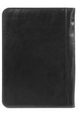 Kalpa 2500-60 Kalpa A5 Organiser Alpstein Writing Case Weekly Planner Journal Diary - 25 x 18 cm - Pullup Black