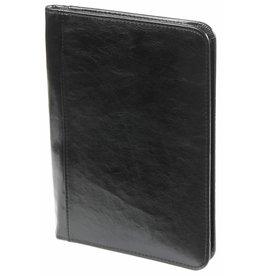 Kalpa 2500-60 A5 Writing case with zip - pullup zwart
