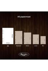 Kalpa A5 notepad - Bullet Journal  for A5 organizer