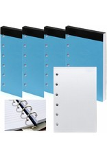 Kalpa Notepad - 4 pieces Bullet Journal  for Pocket organizer