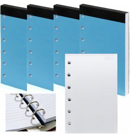Kalpa 6230-04 notitieblok - 4 stuks Bullet Journal voor pocket junior organizer