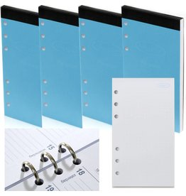 Kalpa 6210-04 Personal-Standaard organiser notitieblok bulletjournal 4 pieces