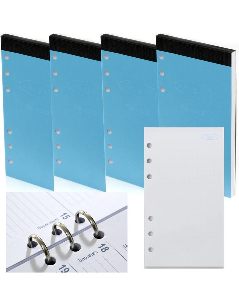 Kalpa Notepad - 4 pieces Bullet Journal  for Personal organizer