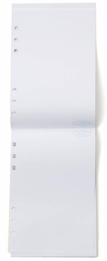 Kalpa A5 notitieblok - 4 stuks Bullet Journal voor A5 organizer