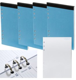 Kalpa 6200-00 A5 notepad - 4 pieces Bullet Journal  for A5 organizer
