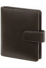 Kalpa Pocket organiser keta donkerbrown - leather