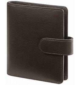 Kalpa 1311-Kb Junior Pocket organizer keta donkerbruin - leer