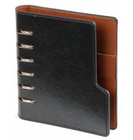 Kalpa 1316-60 Compact pocket (junior) organizer pullup zwart