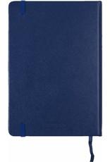 Kalpa 7015-Blu A5 notitieboek - Blauw